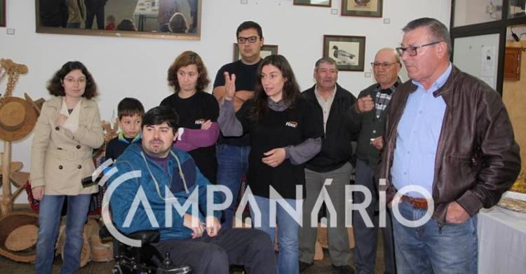 Estremoz: Santa Vitória do Ameixial promoveu os seus artesãos e produtores com exposição (c/som e fotos)