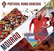 Mourão: Portugal numa Bancada leva 50 mouranenses ao jogo Portugal-Sérvia