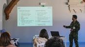 Exército português já realizou mais de 200 ações de sensibilização em lares de idosos do Alentejo