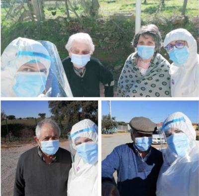 Totalidade dos utentes do lar de Santo Aleixo (Monforte) infetados com COVID-19