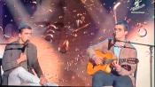 """Os Alentejanos Miguel Costa e João Baião voltam a brilhar no palco do """"The Voice"""""""