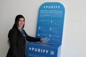 Escola de Hotelaria e Turismo de Portalegre associa-se à campanha #PURIFY