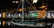 Passeios de galeão mostram Alcácer do Sal sob as luzes de Natal