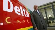 Delta Cafés, uma das empresas que tem feito chegar comida ao Hospital Santa Maria