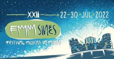 Festival Músicas do Mundo 2022 já tem data marcada!