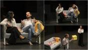 """Teatro Bernardim Ribeiro, em  Estremoz, acolheu espetáculo de Comédia à Portuguesa """"Santa Mãezinha"""""""