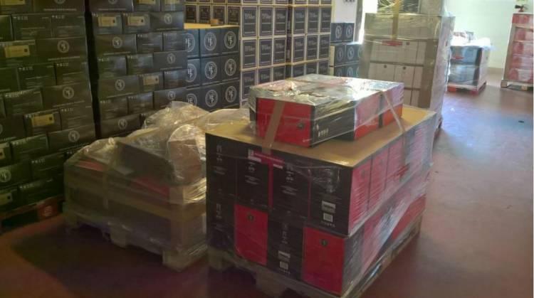 ASAE apreende mais de 3100 litros de vinho falsificado em Avis