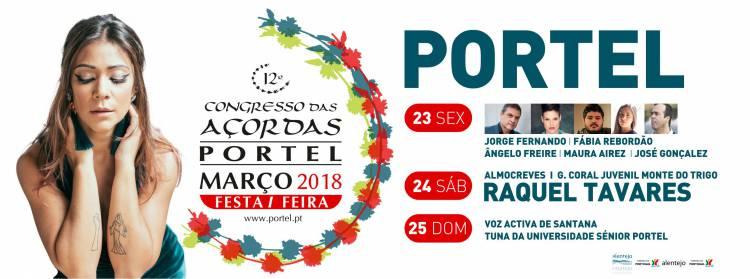 Portel recebe de 23 a 25 de março 12º Congresso das Açordas