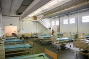 """Évora: """"Já foram transferidos quatro doentes"""" para o novo equipamento municipal de apoio diz Diretor das Urgências do HESE (C/Som)"""