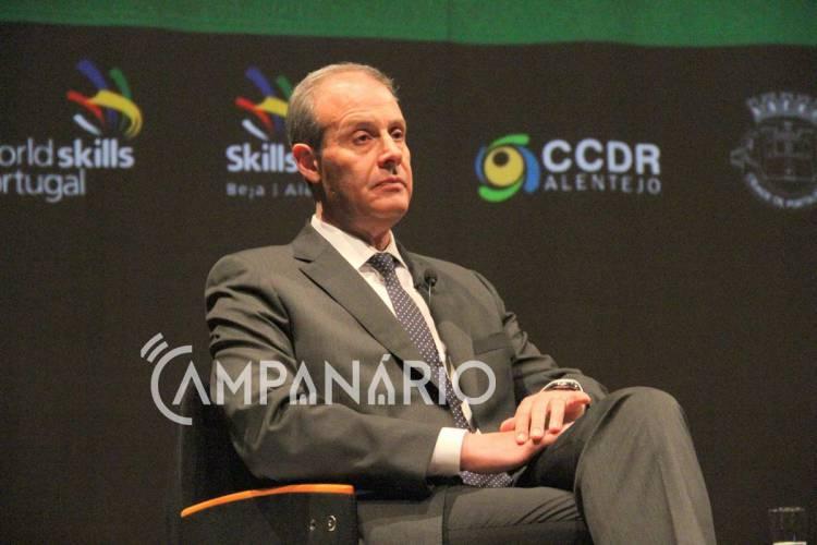 """Dotações do Portugal 2020 """"não são passíveis de ser mexidas nos seus valores totais"""", diz António Dieb sobre reprogramação de fundos (c/som)"""