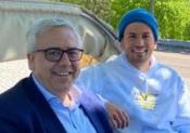 Presidente da CM de Elvas agradece a David Carreira pelo apoio na promoção de Elvas