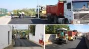 Câmara de Viana do Alentejo leva a cabo obras de pavimentação por todo o concelho