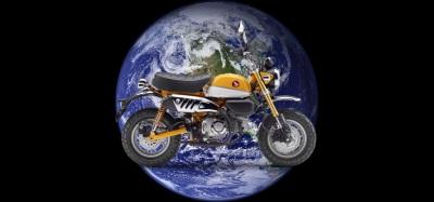 Avisense parte este domingo de Avis para volta ao Mundo em minimoto