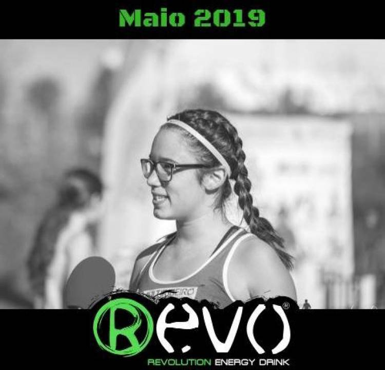Beatriz Conceição eleita Jovem talento AADP de maio