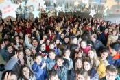 """600 alunos da Escola Sebastião da Gama em Estremoz partilharam """"momentos de solidariedade, partilha e sonho"""" em prol da Fundação Make-a-Wish (c/som e fotos)"""