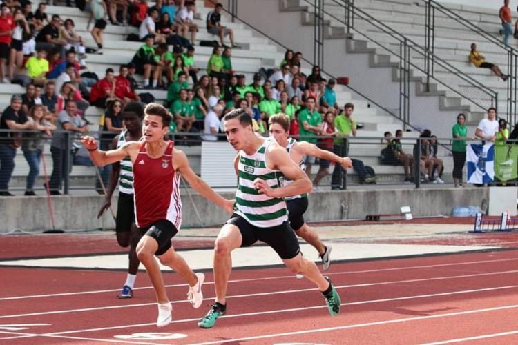 Borbense Rui Corvelo sagra-se campeão nacional nos 100 metros e obtém marca de qualificação para os Europeus