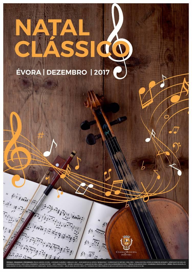 Évora promove vários momentos musicais em dezembro. Veja a programação completa