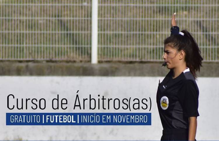 Associação de Futebol de Portalegre aposta na formação de árbitras