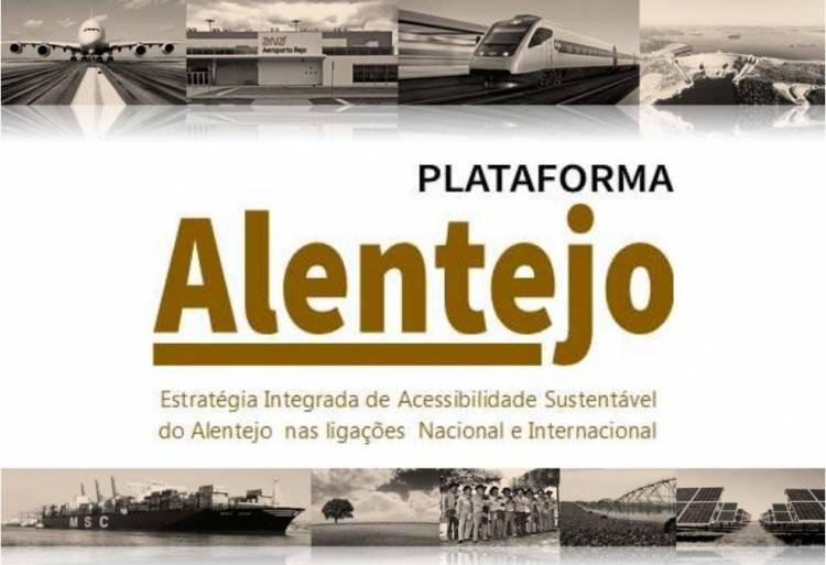 """""""Plataforma Alentejo"""" promove debate sobre acessibilidades fundamentais para o desenvolvimento do Alentejo"""