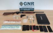 Detido por tráfico de estupefacientes encontra-se no Tribunal Judicial de Vila Viçosa