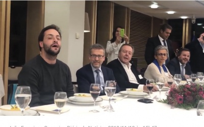Foi ao som do  Cante Alentejano que a UE ouviu pedir mais para o Alentejo.