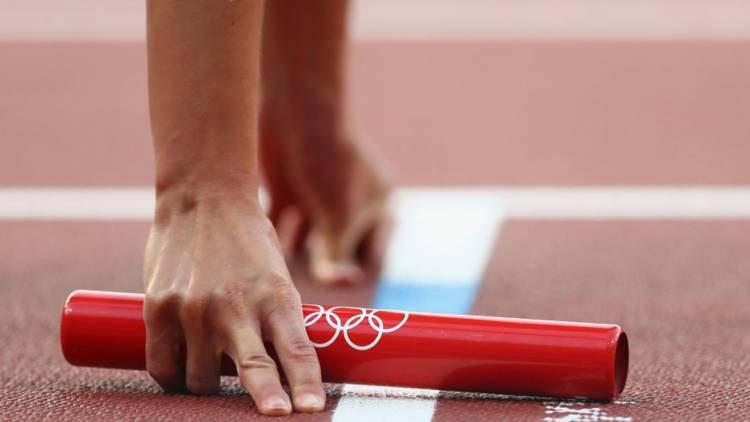 Juvenis da Associação de Atletismo de Évora são campeões de estafetas e com melhor marca nacional (c/som)