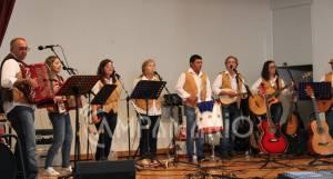"""Terrugem reuniu """"à volta de 40 cantadores"""" no XV Encontro de Grupos de Música Popular Tradicional Portuguesa (c/som e fotos)"""