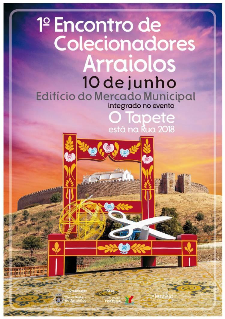 Arraiolos promove 1º Encontro de colecionadores