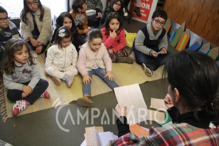 Alandroal promoveu mais uma sessão de «Contos na Cesta» (c/som e fotos)