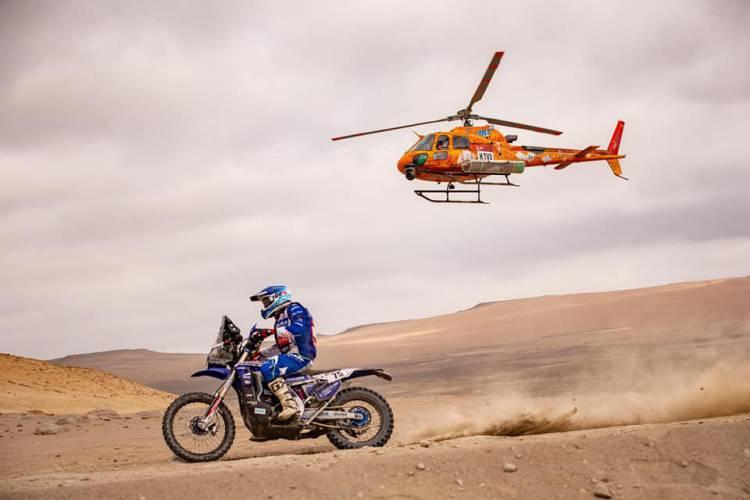 Dakar'2019: Problemas mecânicos afastam António Maio da corrida
