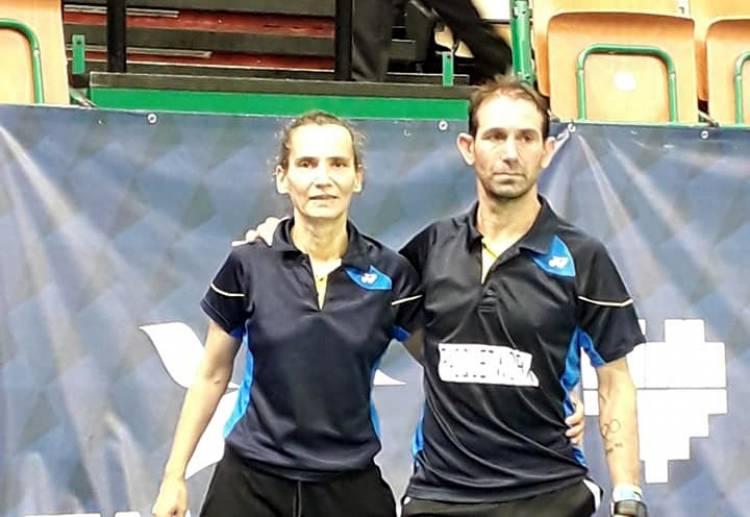 Atleta alentejana conquista lugar no pódio dos Campeonatos do Mundo Seniores de Badminton