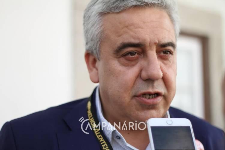 """""""O Grupo Vila Galé pode contribuir para internacionalizar a marca Elvas"""", diz autarca (c/som)"""