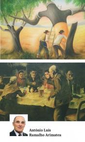 Centro Interpretativo Mundo Rural de Vimieiro acolhe exposição de pintura