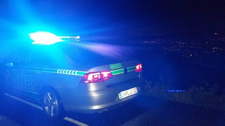 GNR registou esta terça-feira quatro crimes no distrito de Évora (c/som)