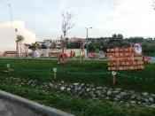 """""""As populações de Alcórrego e Maranhão (Avis) uniram esforços para construir as duas Aldeias Natal (c/fotos)"""