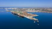 Porto de Sines cresce 18,5% nos contentores no terceiro trimestre