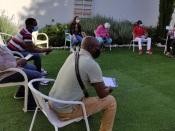 Beja: 24 imigrantes participaram em sessões formativas sobre Covid-19