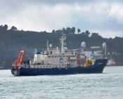 Campanha de investigação de arrasto para crustáceos decorre ao largo do Alentejo