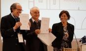 Professor Emérito da Universidade de Évora galardoado com o Prémio Carreira da Sociedade Portuguesa de Estatística