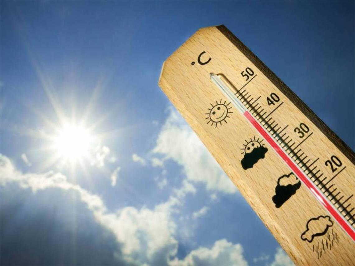 Temperaturas máximas vão chegar aos 45 graus