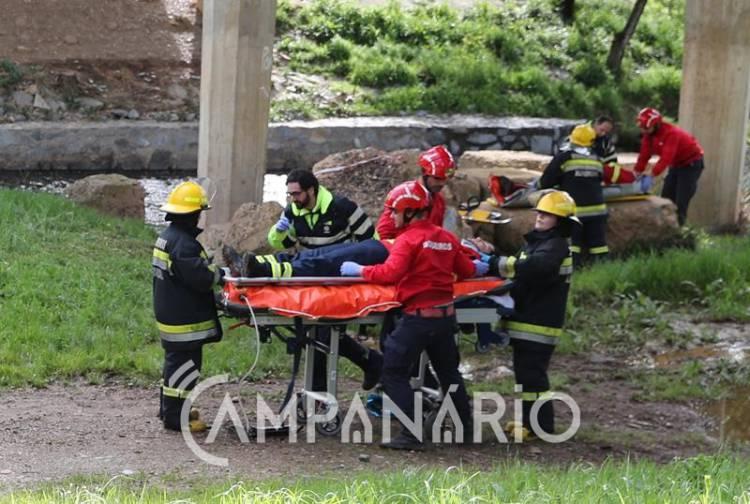 """Campanário TV: O Exercício da Protecção Civil """"Serra d' Ossa 2018"""" (c/video)"""