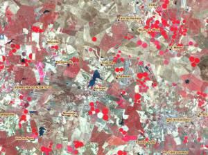 EDIA usa satélite para controlar e fiscalizar áreas regadas pelas águas de Alqueva