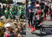 Ruas de Vila Viçosa encheram-se de luz, cor e alegria com centenas de crianças a desfilar. Veja a reportagem da RC