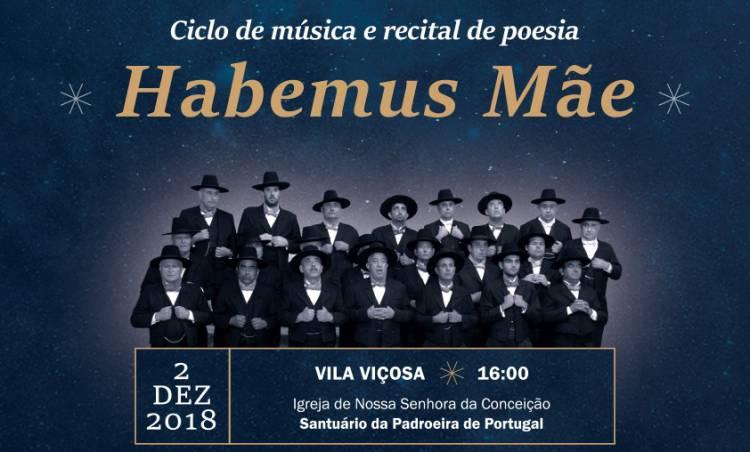 Santuário de Vila Viçosa recebe ciclo de música e poesia este domingo