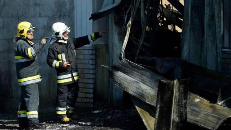 Incêndio em habitação desaloja casal de idosos e filho deficiente em Beja