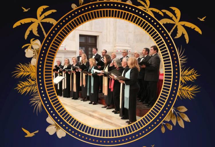 Estremoz: Igreja de S. Francisco recebe concerto do Orfeão Tomaz Alcaide