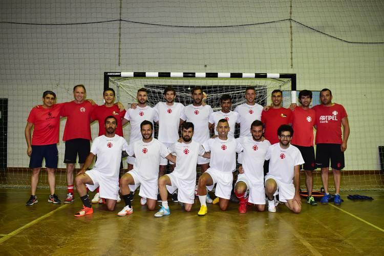 Monfortense preparado para fazer história no futsal