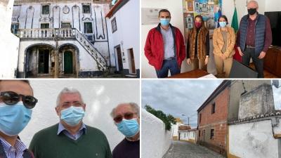 Câmara Municipal de Monforte valoriza imóveis históricos do concelho