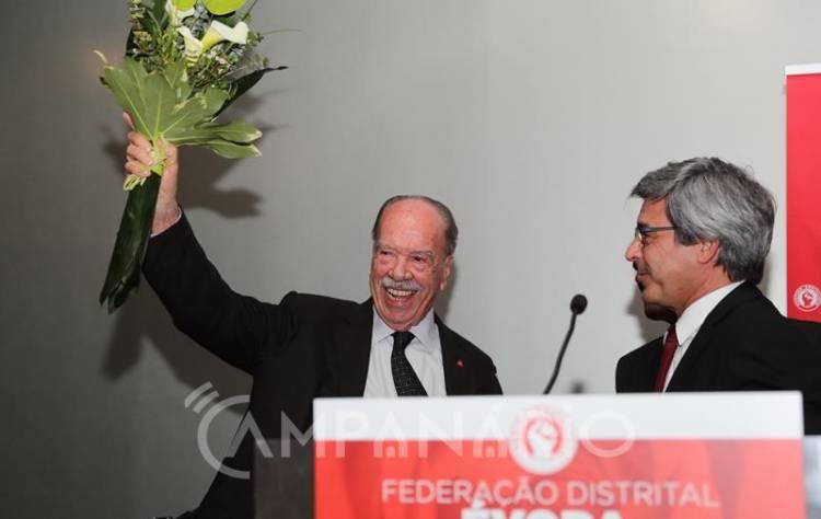 Campanário TV: Os 45 anos do Partido Socialista e a homenagem ao Comendador Rui Nabeiro (c/video)
