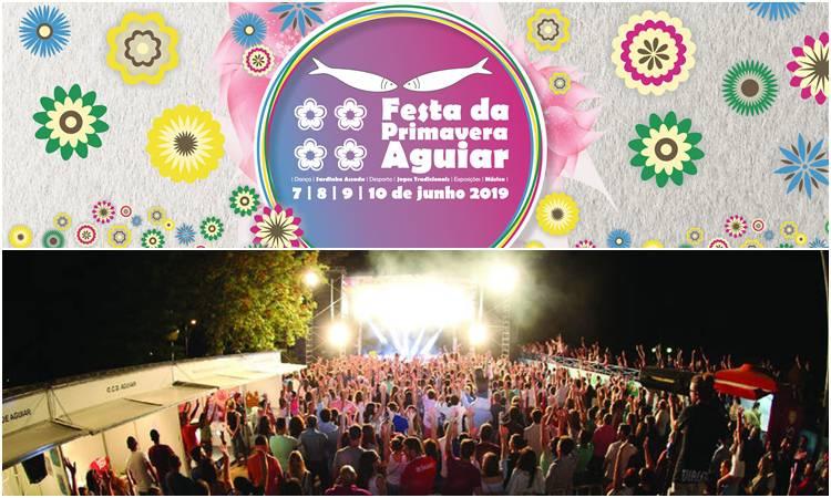 Sons do Minho e Adriana Lua na Festa da Primavera em Aguiar, Viana do Alentejo